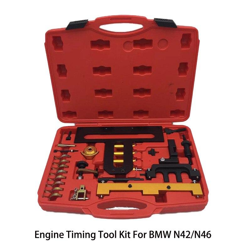 Outils spéciaux de distribution de voiture pour BMW N42 N46 46 T 320i 318i X1 outils de réparation de moteur
