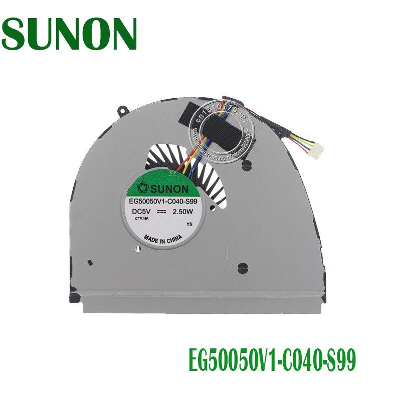 New For Lenovo Ultrabook IdeaPad U310 U310-ITH U310-IFI CPU Cooling Fan EG50050V1-C040-S99