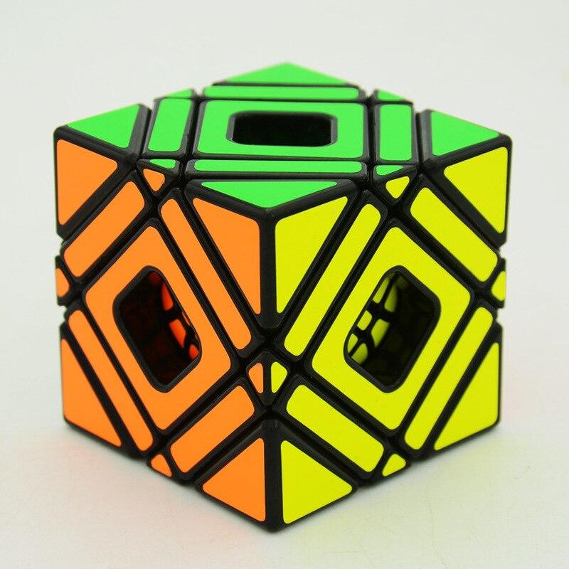 Nouveau Vesion YuXin Cube Multi Vitesse Drôle Cube Puzzle Multi-Skew Magique Professionnel Apprentissage et Éducatifs Cubos magicos Kid jouets - 2