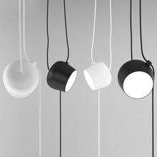 Длинный подвесной светильник «сделай сам» в виде паука креативная