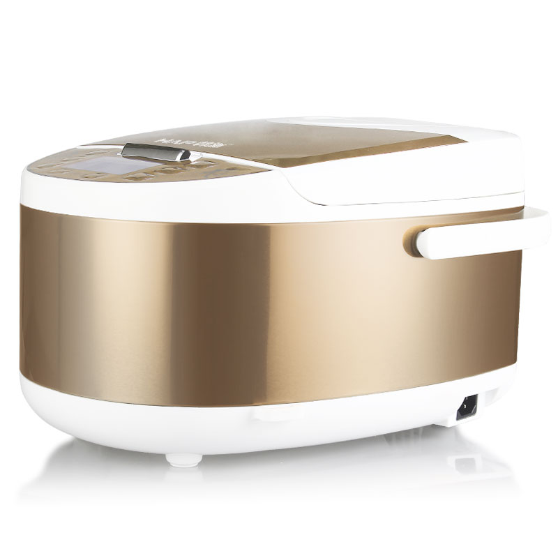 Intelligent Rice Cooker High Capacity Household Fully Automatic 3-6 People Reservation 4L Multi-function Cooking rice cooker intelligent household high capacity fully automatic 2 8 people 5l capacity reservation spherical hyun kettle