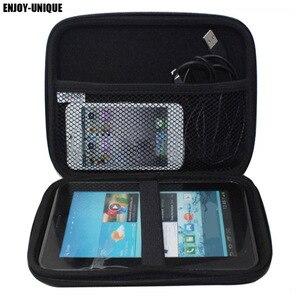 Image 3 - Coque rigide sacoche de transport pour Garmin Tomtom Sat 5 6 7 pouces GPS housse de protection de Navigation pour GPS GPS Navigator sacs