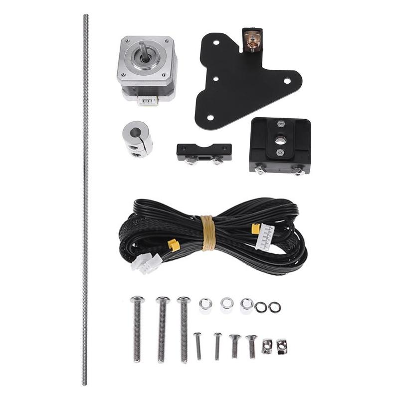 3D Printer Dual Z-axis Upgrade Kit Set for Creality CR-10 Lead Screw 300mm 400mm Dual Z Upgrade 3D Printer Parts Accessories цены