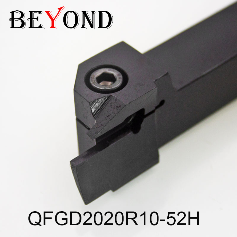 QFGD 2020R15-52H/64H/90H/2020R10-52H/64H/90H,CNC turning tool face grooving tool holder use carbide insert ZTGD0404