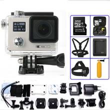 F88 Действие Спорт Водонепроницаемая Камера NTK96660 4 К Wifi 1080 P/60FPS Идут Под Водой Велосипед Открытый pro ActionCamera Cam DVR