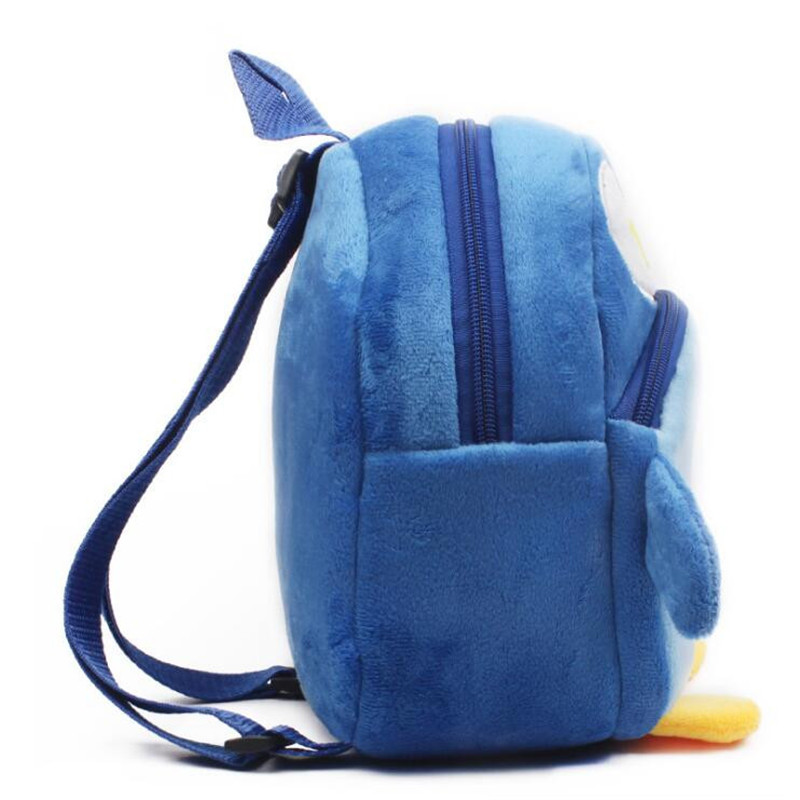 New-Arrival-Cute-Animal-Penguin-Plush-Backpackers-Children-School-Bags-Kids-Birthday-Christmas-Gifts-2