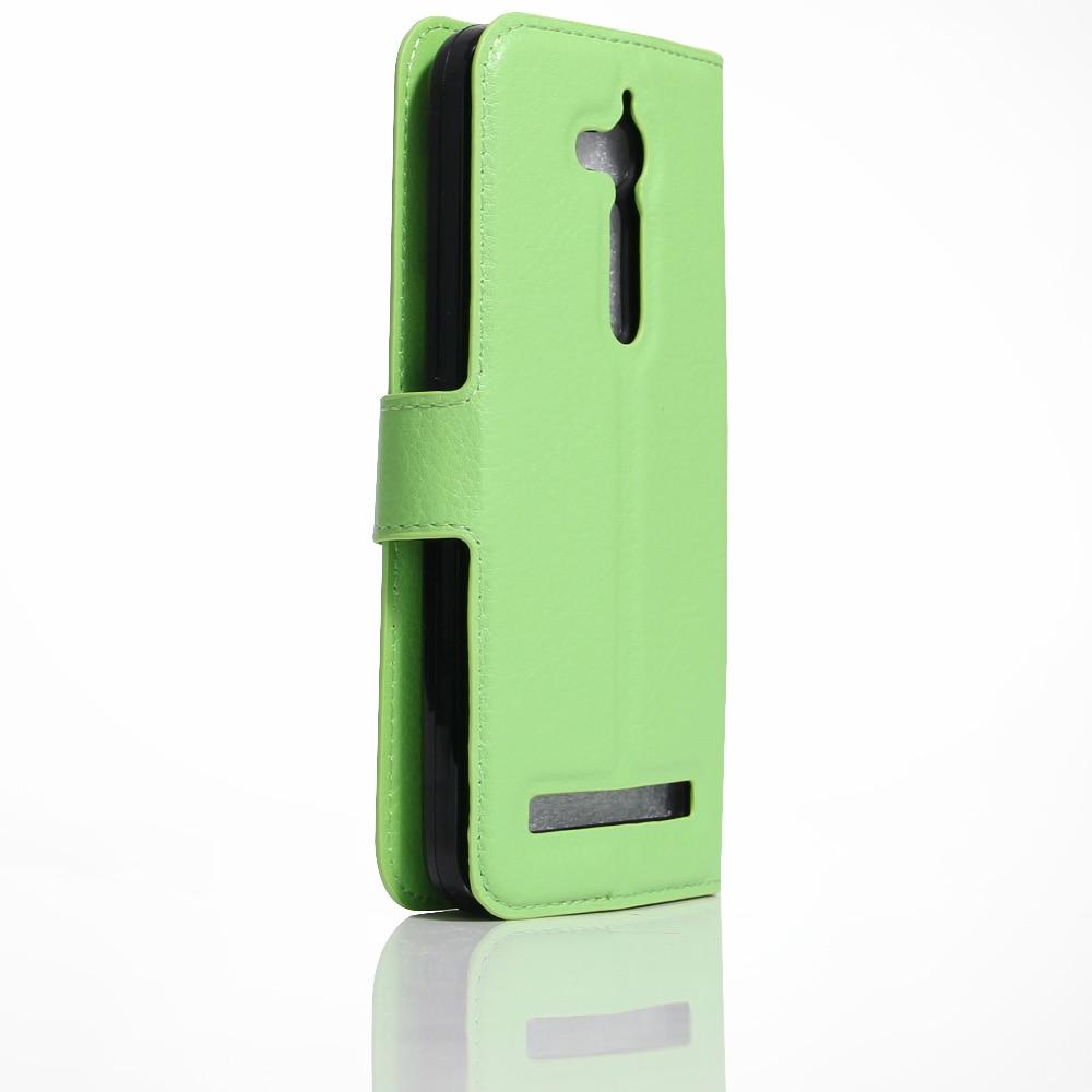 Asus ZenFone Go ZB500KL ZB500KG PU ZenFone Go ZB500KL üçün Qapaq - Cib telefonu aksesuarları və hissələri - Fotoqrafiya 4