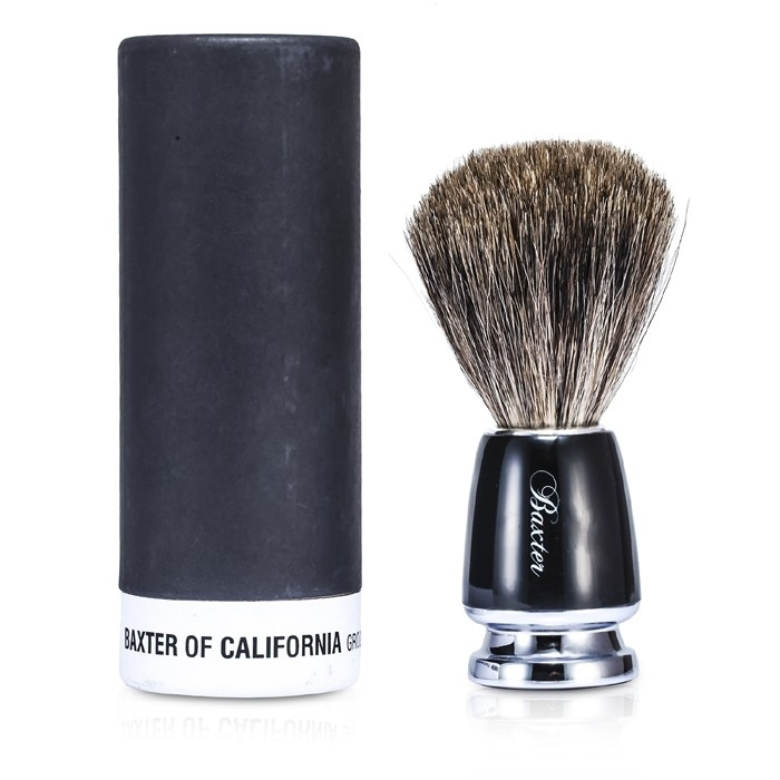 Baxter Of California - Best-Badger Shave Brush (Black) купить недорого в Москве