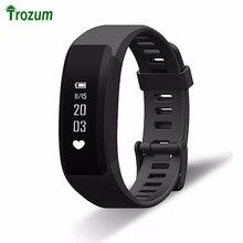 Умный браслет h28 heart rate monitor фитнес tracker smartband черный/синий step counter браслет рк xiaomi mi группа 2 1 s