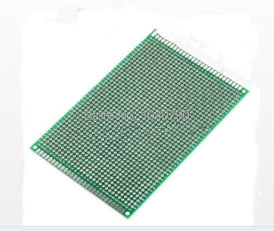 Free Shipping  20*30cm  Single Side PCB Printed Circuit Board Prototyping FR-4 Glass Fiber Single Universal Circuit Board