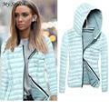 1PCS Women Warm Long Sleeve Winter Hooded Coat Zipper Jacket Outwear Women's Fashion Plus Size Stylish High Quality Nov 25