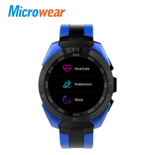 Microwear L3 Smart Watch Bluetooth Calling smart bracelet Heart Rate smartwatch Pedometer men Sports watches Camera