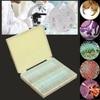 100pcs Glass Prepared Basic Science Microscope Slides Sample Biology Pathology