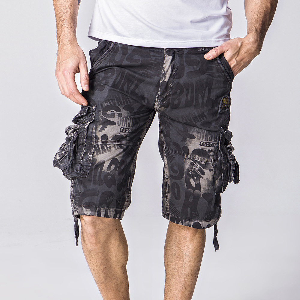Mens Nylon Cargo Shorts Promotion-Shop for Promotional Mens Nylon ...