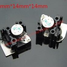 BJ03 микро шаговый двигатель мини шаговый двигатель мотор-редуктор 2 фазы 4 провода мотор с коробкой передач для камеры