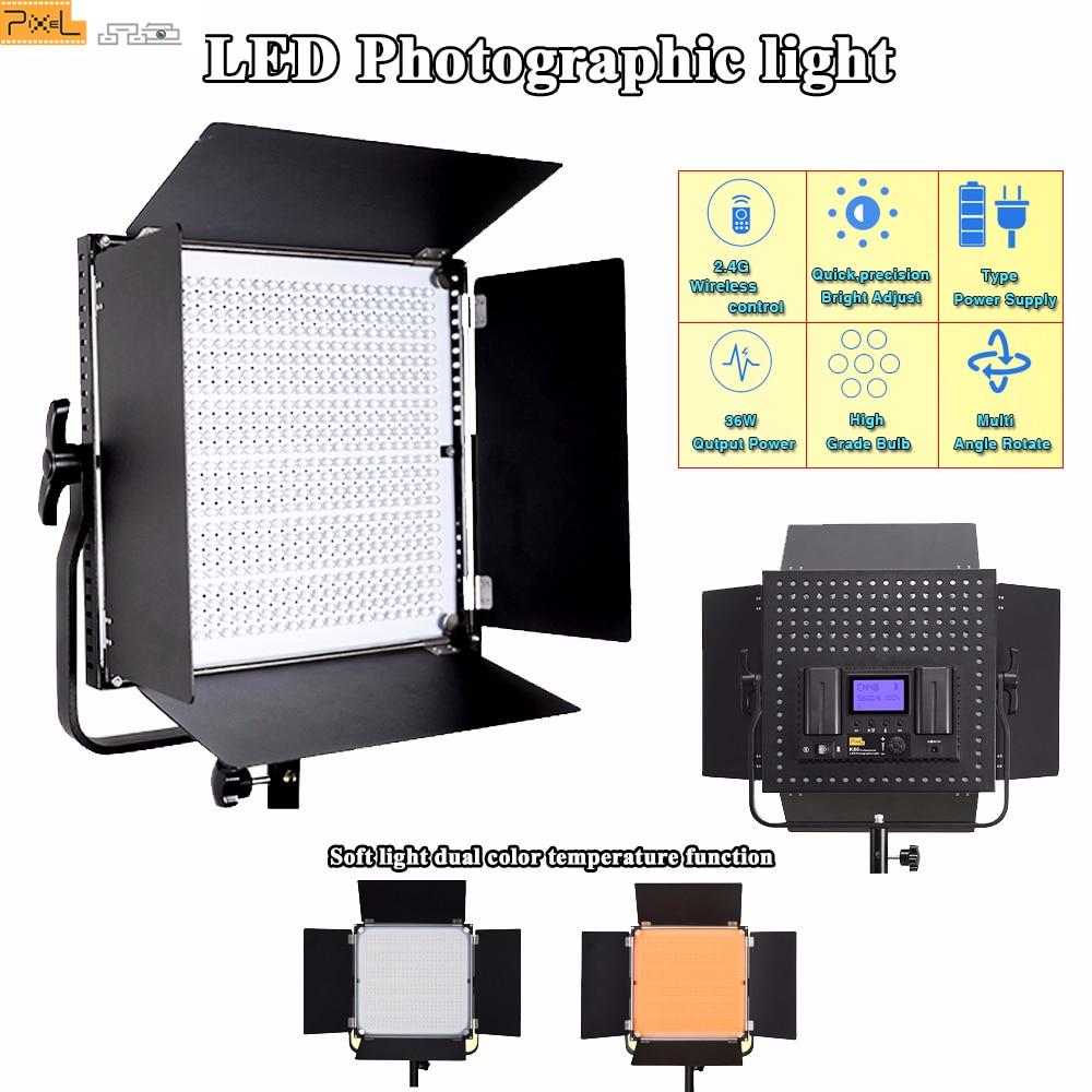 LED Lumină fotografică Trepied lumină de umplere Pixel K80 Lampă - Camera și fotografia - Fotografie 1