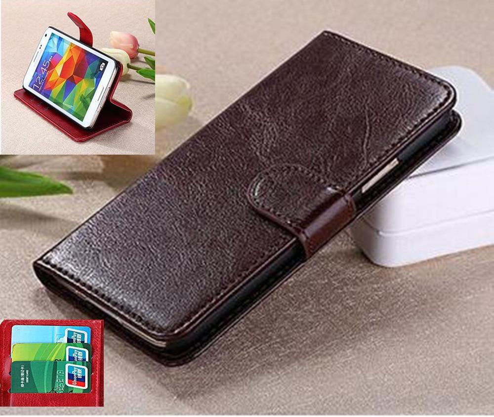 Luxury flip leather Protector Case For Lenovo VIBE Z2 / K920 Mini 5.5