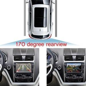 Image 2 - 4 LED Lights Car Rear View Camera HD Auto Camera Back IP68 Waterproof Car Reverse Cameras Vehicle Parking Camera