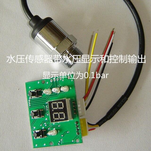 Circuit Board Water Sensor Data Wiring Diagrams