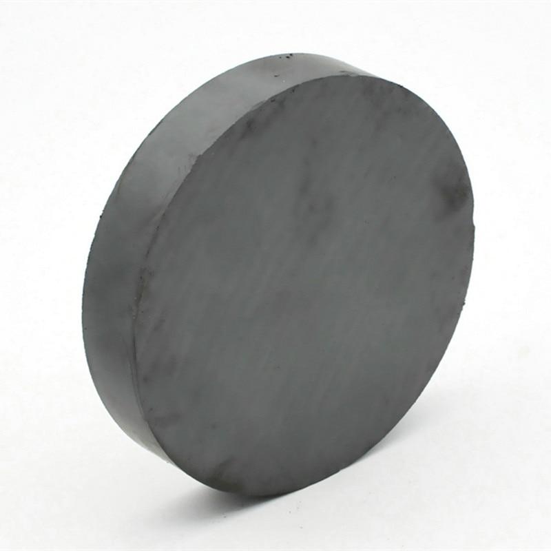 Ferrite aimant disque diamètre 65x12mm environ 2.56