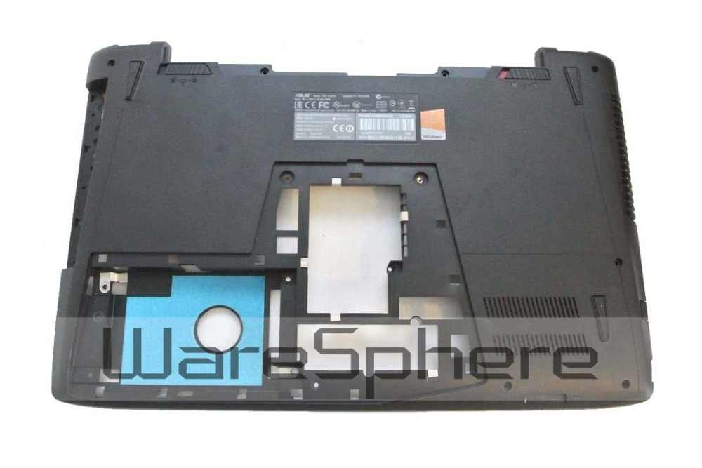 A-per Asus GL552V GL552VW Coperchio Inferiore Base Bottom Case Senza Porta VGA 13NB0913AP0231 Nero