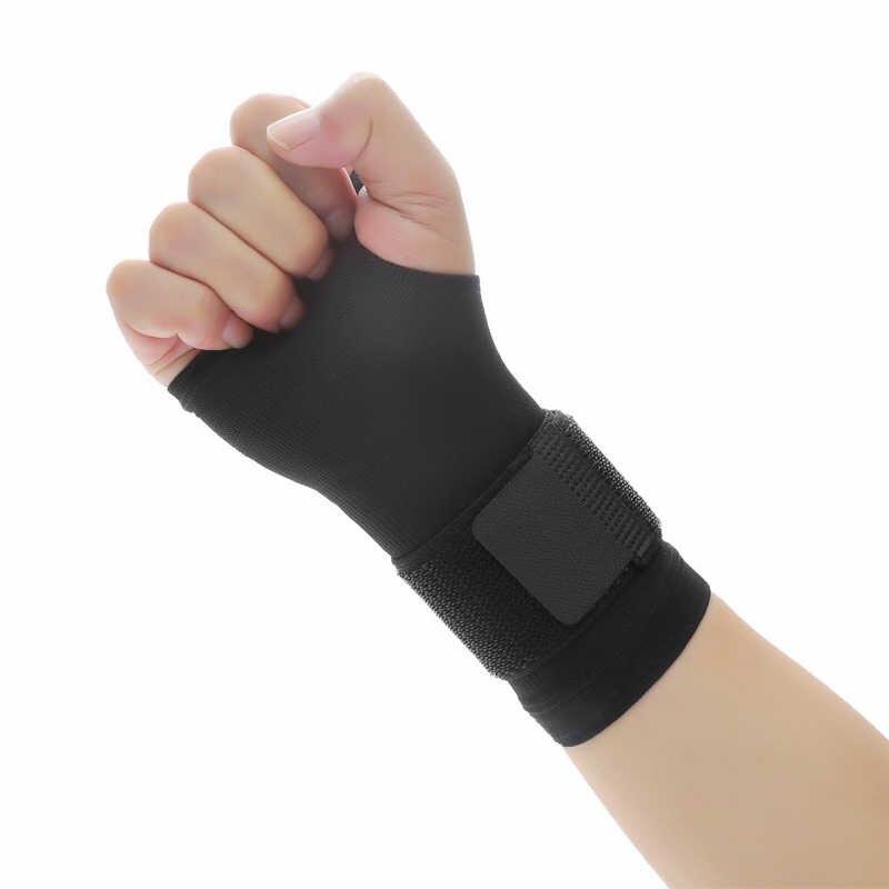 1 шт. ультратонкий разъемный браслет, компрессионный браслет для фитнеса, йоги, браслет на запястье, напульсник, аксессуары для спортзала, Zweetband Pols
