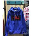 Hba Hoodie Men Fashion Hood By Air Warm Winter Sweatshirt 100% Cotton Harajuku Patchwork Men Hoodies Hba Casual Pullover