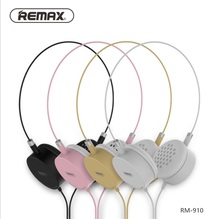 REMAX headset trådstyret tråd headset Kompatibel iPhone og almindelig Android mobiltelefoner god gave til kæreste