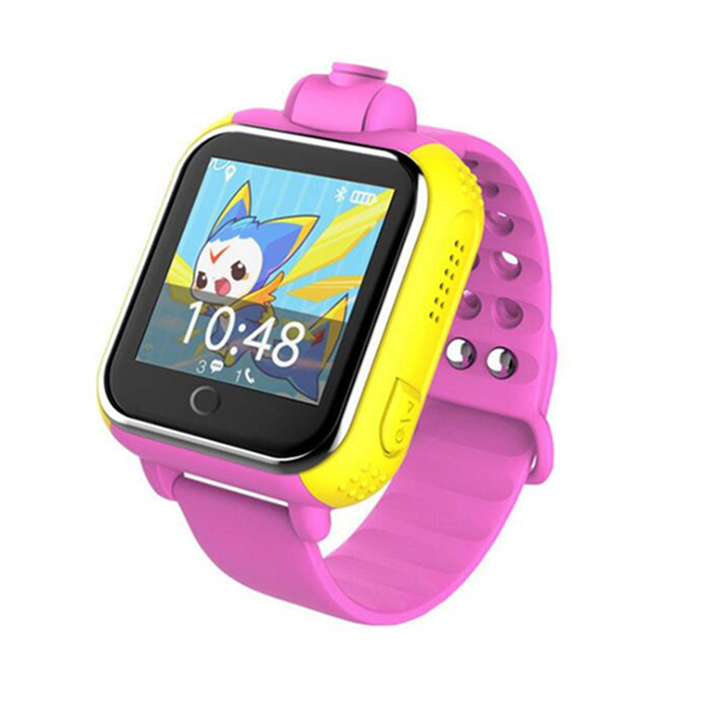 720P Camera Kids Wristwatch Q730 3G GPRS GPS Locator Tracker Smart watch Baby Watch With Camera For IOS Android Phone amterbest q730 720p camera kids 3g gprs gps locator tracker smart watch baby watch with camera for ios android phone pk q50 q90