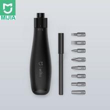 Mijia wiha 8 em 1 kit chave de fenda multi função de aço bits magnéticos com haste de extensão diy parafuso conjunto de ferramentas de reparo