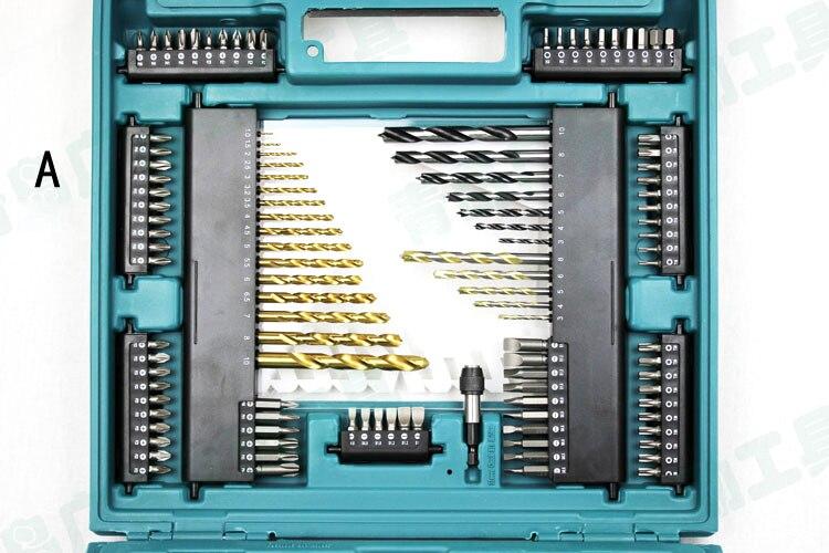 Makita MACCESS Series 200pcs KIT Brocas Herramienta de reparación de - Accesorios para herramientas eléctricas - foto 3