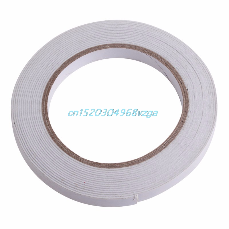 Double Sided Super Sticky Adhesive Foam Tape Tape Mounting Fixing Pad Elegant Tape 5M H028