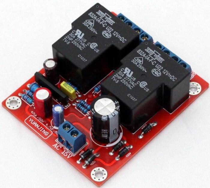 30A junta de protección de altavoz/home audio amp junta