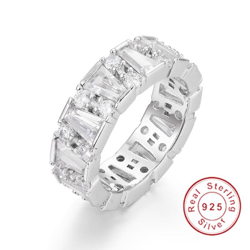 Certified 5.22Ct Pink Asscher Cut Diamond Engagement Wedding 14K White Gold Ring