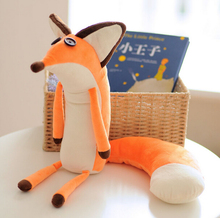 1pc Hot 60cm The Little Prince and The Fox Plush Toy Stuffed Animals Plush Education Toys for Babys Gifts