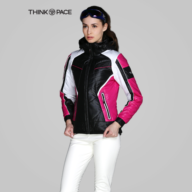 THINKPACE brand 2014 winter clothes women cooton jackets wind jacket jacket  sintepon 9216-in Parkas from Women s Clothing   Accessories fe0dbf47002d