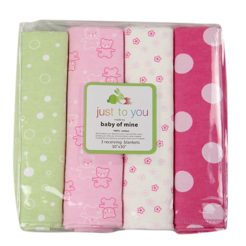 4pcs lot newborn baby bed sheet bedding 76x76cm set for newborn super soft crib cheap linen