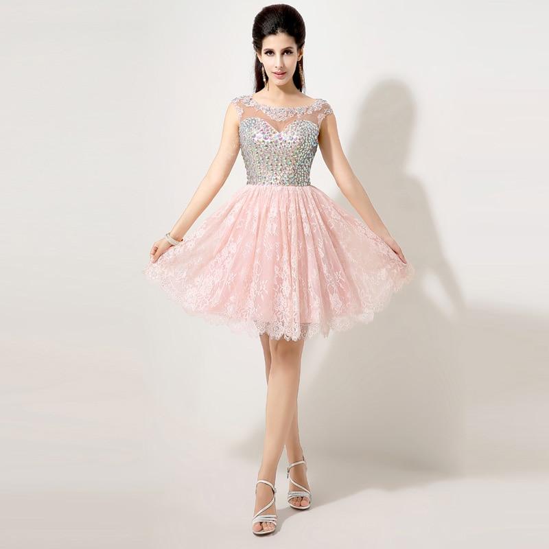 Vestido baile curto