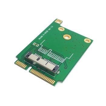 BCM94331CD BCM943224PCIEBT2 BCM94360CD BCM94331CSAX כרטיס Ethernet WIFI  pcie מיני pci express PCI-E מתאם מחשב נייד