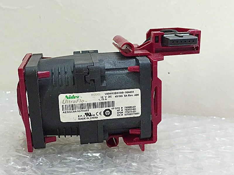 HP PROLIANT DL360 G9 Cooling Fan 750688-001 792852-001 775415-001