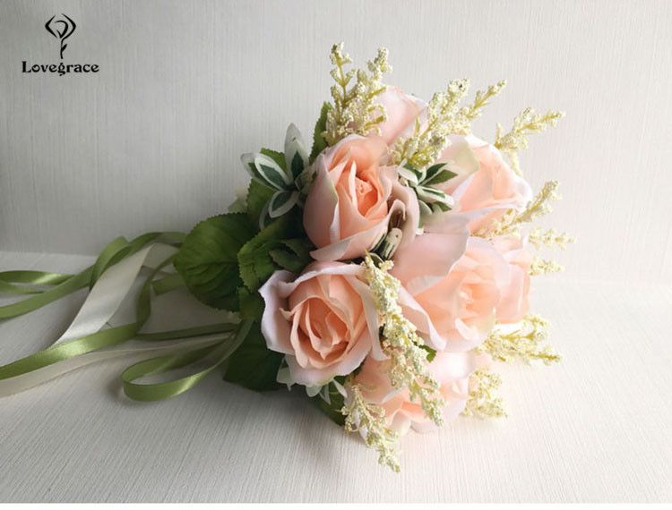 wedding bouquet for bridal bridesmaid flowers (7)