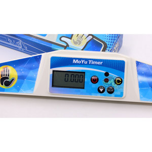 Image 3 - Moyu puzzles, minuterie à grande vitesse professionnelle, machine à horloge, cubes magiques, compétition de sport