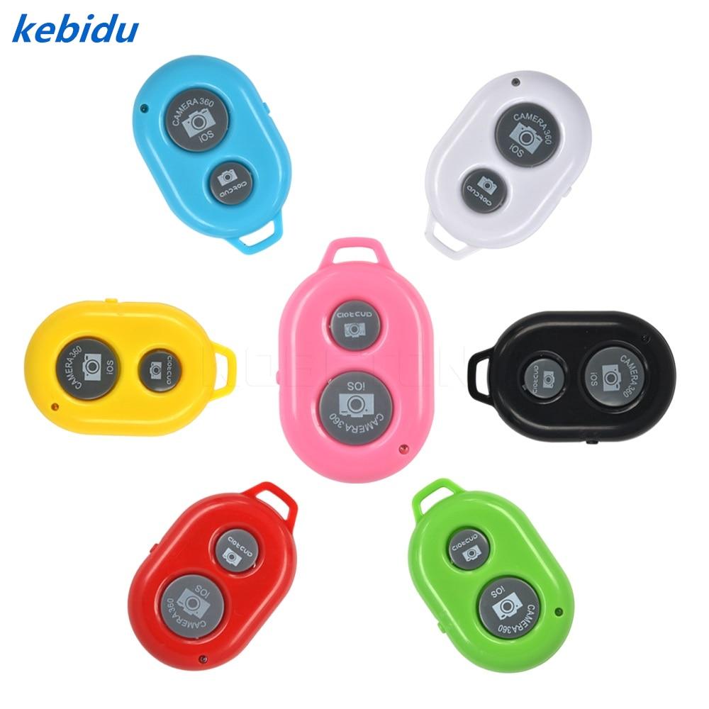 Kebidu 2018 новейший оригинальный Bluetooth пульт дистанционного управления, беспроводной Bluetooth Камера затвора для iPhone IOS Android телефона