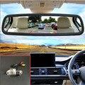 5 polegada Tela digital Tft Lcd monitor de espelho de carro Para KIA Cerato/forte Coupe com visão traseira Do Carro À Prova D' Água câmera reversa