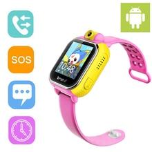 Beste jm13 3g smart watch gps £ wifi kinder smartwatch Touchscreen SOS Monitor Tracker Alarm Armbanduhr Für Android iSO telefon