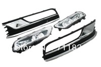 Front Fog Light Kit For VW Passat B7