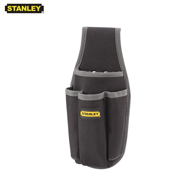 Stanley high quality small portable hip tool bags waist gadget pouch hardware pocket garden work tools bag carrying for engineer 1