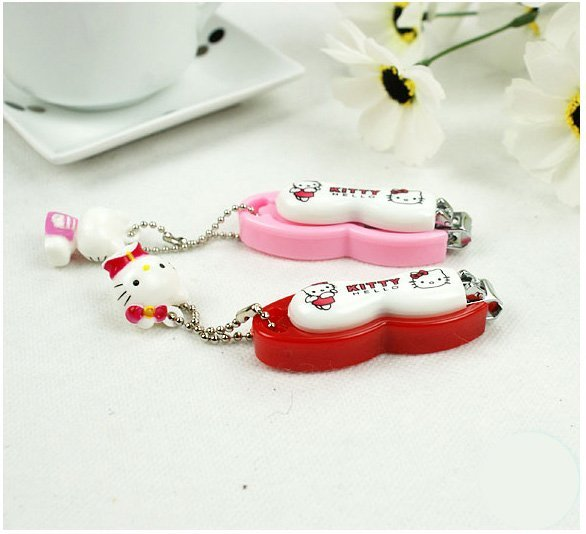 Hotsale! Hello Kitty Nail clippers/Cartoon nail clippers/Lovely/nail cutter/Free shipping