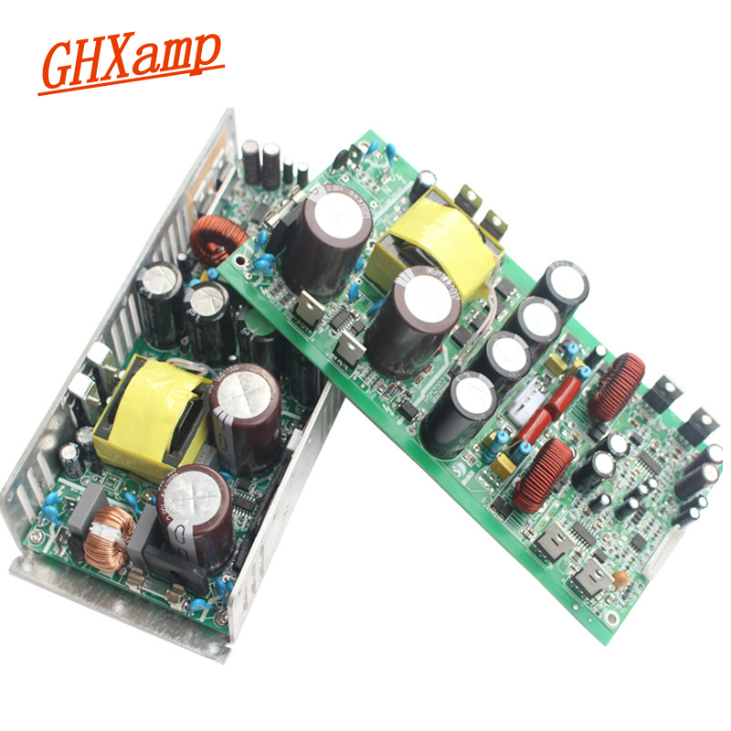 GHXAMP IRS2092 Amplifier 2.0 Digital Amplifier Board Switching Power Supply Class D 2*350W 4Ohm Bridge 700W 8OHM High Power