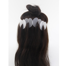 50pcs/set hair extension heat fusion protector shield template disk scalp